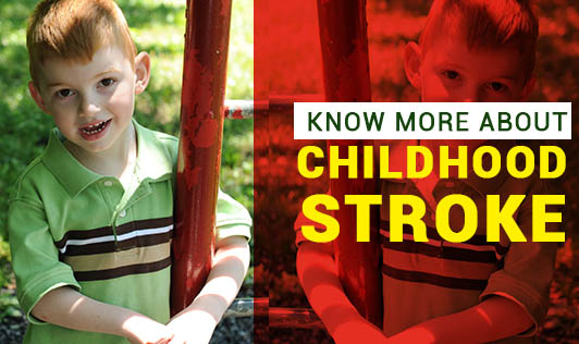Know More about Childhood Stroke
