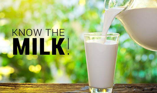 Know The Milk!