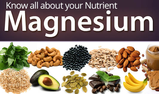 Know all about your Nutrient - Magnesium