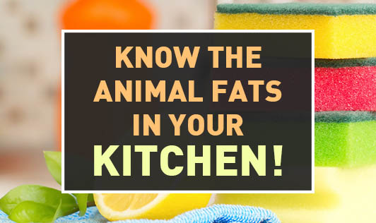 Know the Animal Fats in your Kitchen!