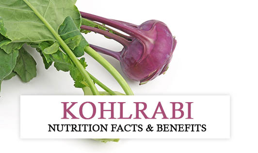 Kohlrabi : Nutrition Facts & Benefits