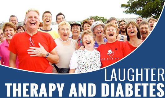 Laughter Therapy and Diabetes