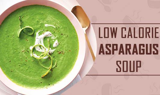 Low Calorie Asparagus Soup