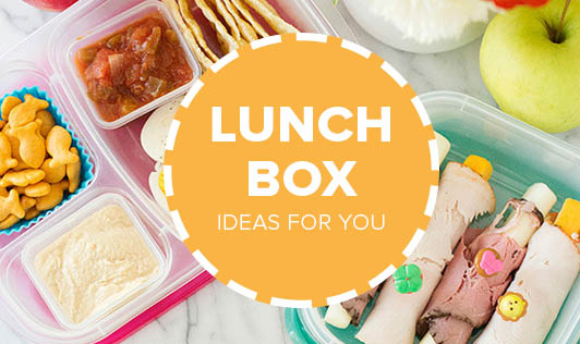 Lunch Box Ideas for You