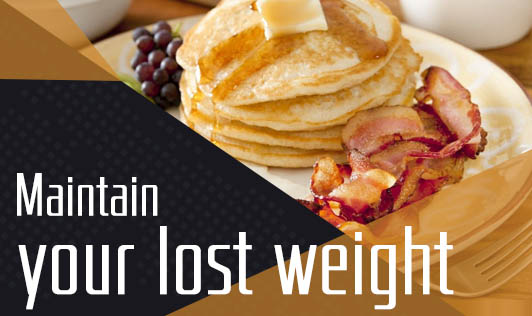 Maintain your Lost weight