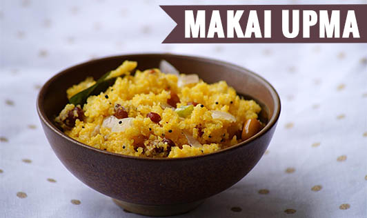 Makai Upma