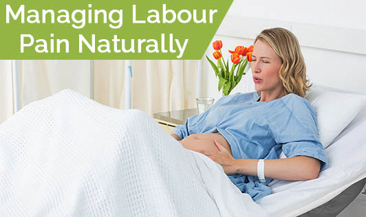 Managing Labour Pain Naturally