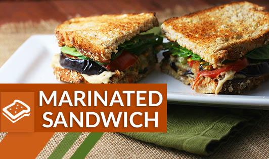 Marinated Sandwich