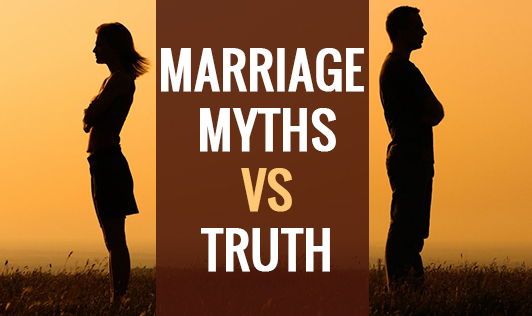 Marriage Myths VS Truth