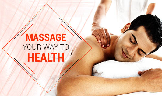 Massage Your Way To Health