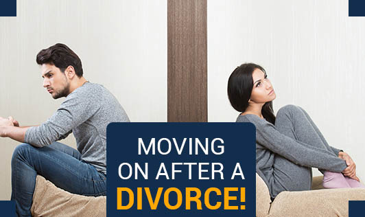Moving on after a divorce!