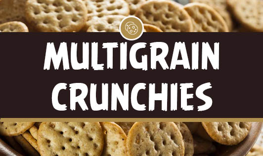 Multigrain Crunchies