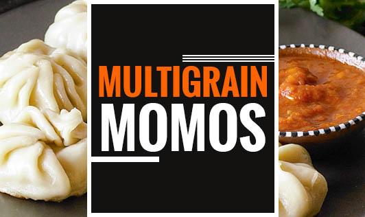 Multigrain Momos
