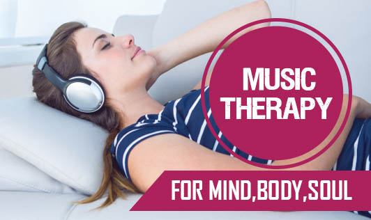 Music therapy for mind, body, & soul