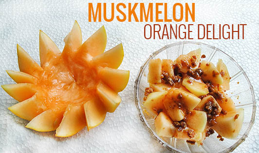 Muskmelon Orange Delight