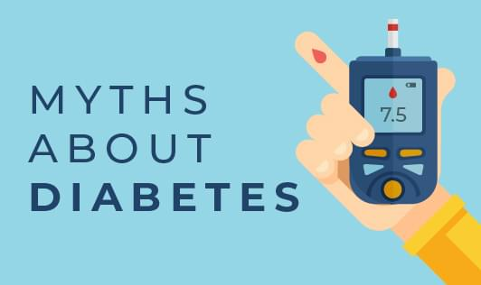 Myths about Diabetes