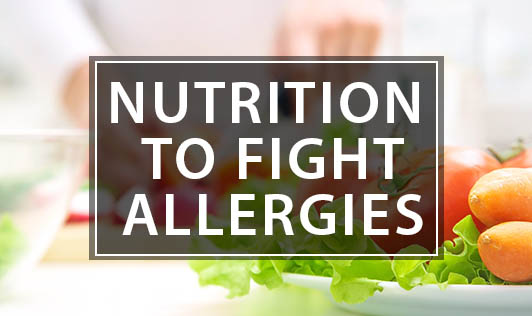 Nutrition to Fight Allergies