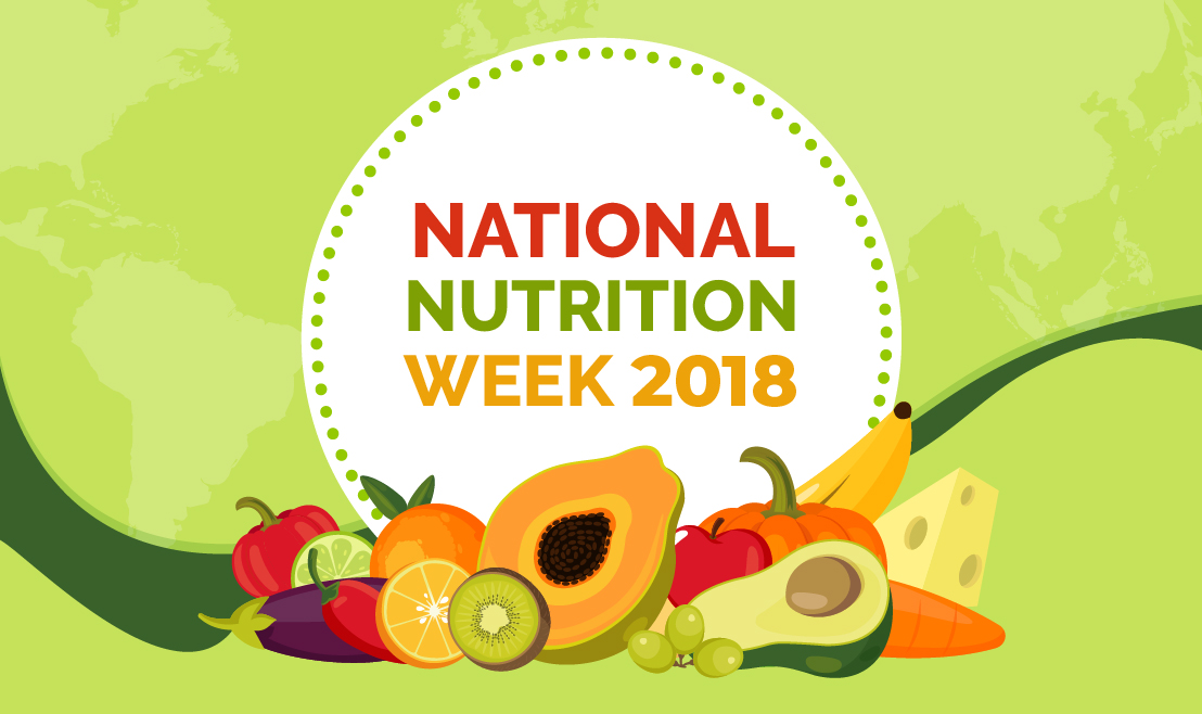 National Nutrition Week 2018