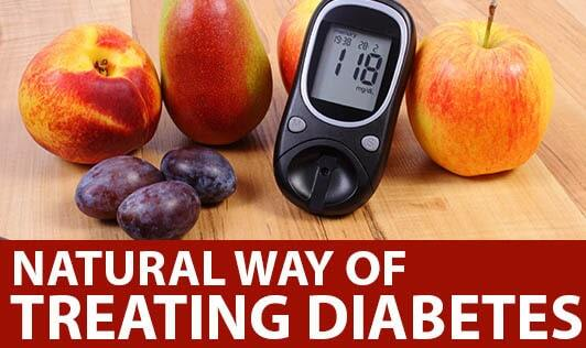 Natural Way of Treating Diabetes