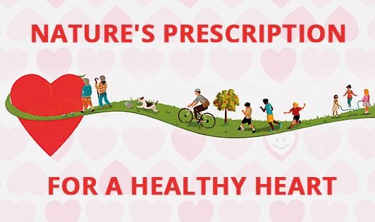 Nature's prescription for a healthy heart