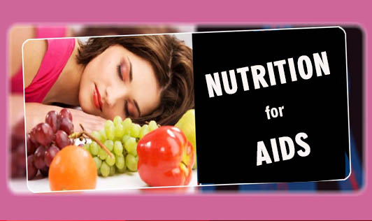 Nutrition For AIDS