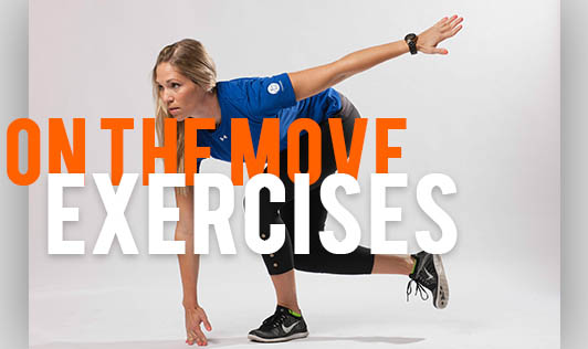 On the Move Exercises
