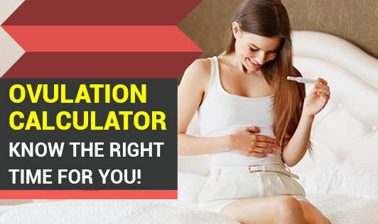 Ovulation Calculator-Know the Right Time for you!