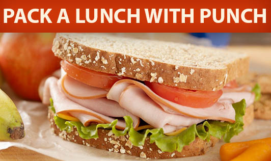 Pack a Lunch With Punch