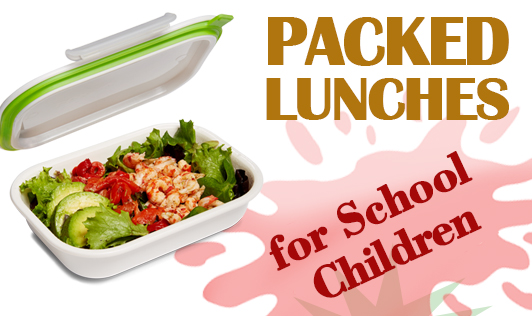 Packed Lunches for School Children