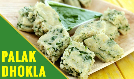 Palak Dhokla