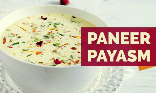 Paneer Payasm