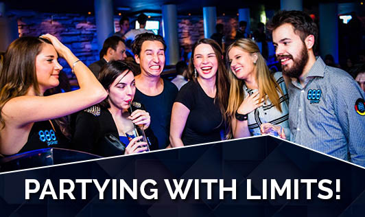 Partying with Limits!