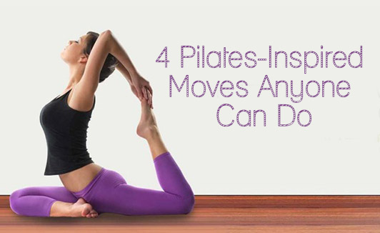 Pilates-Inspired Bodyweight Moves You Can Do Anywhere