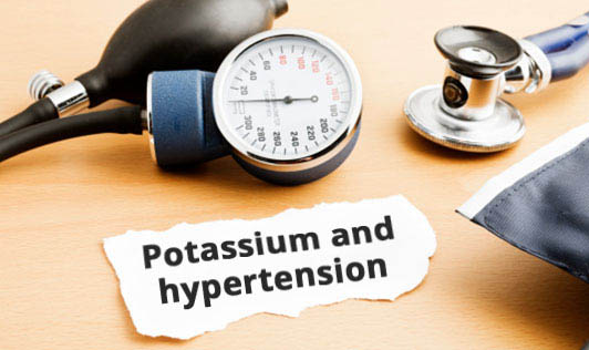 Potassium and hypertension