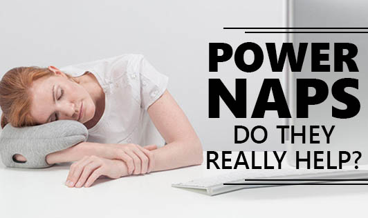 Power naps, do they really help?