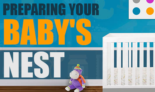 Preparing Your Baby's Nest