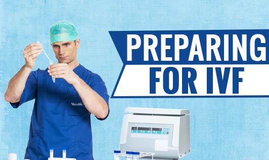 Preparing for IVF