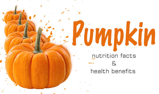 Pumpkin: nutrition facts & health benefits