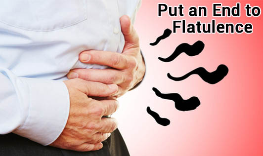 Put an End to Flatulence