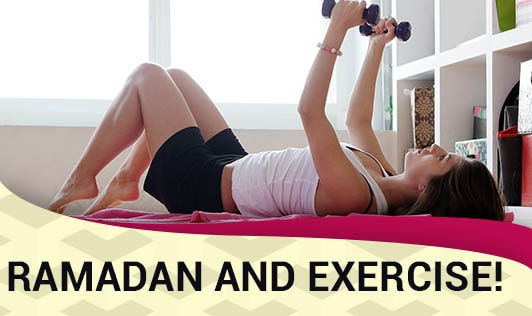 Ramadan and exercise!
