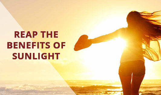 Reap the Benefits of Sunlight