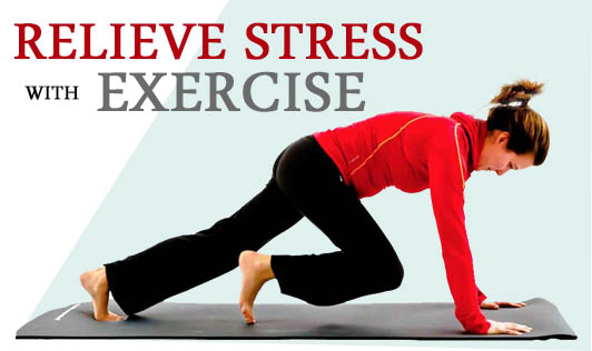 Relieve Stress with Exercise
