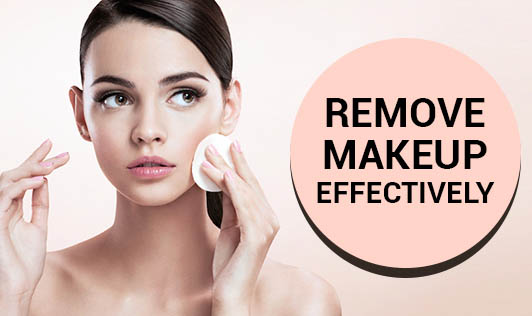 Remove Makeup Effectively
