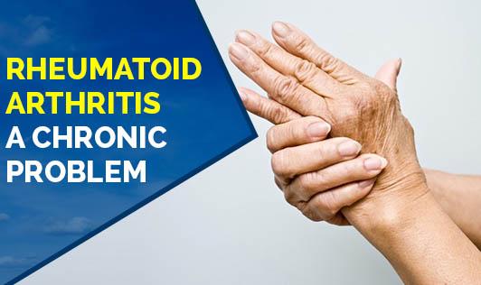 Rheumatoid Arthritis - A Chronic Problem
