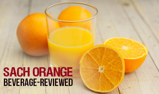 Sach Orange Beverage - Reviewed