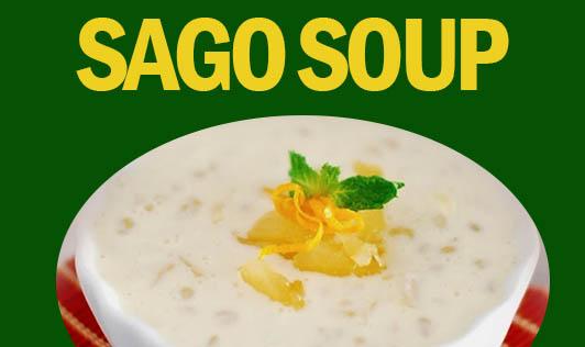 Sago Soup