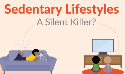 Sedentary Lifestyles: A Silent Killer ?