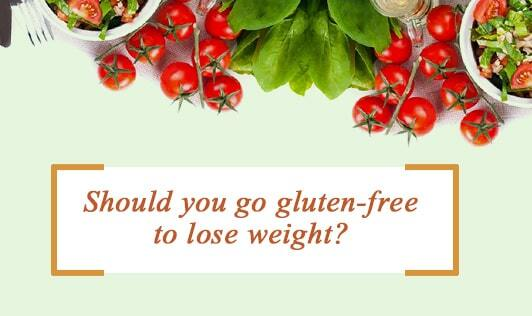 Should you go gluten-free to lose weight?