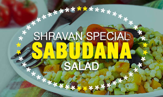 Shravan Special: Sabudana Salad
