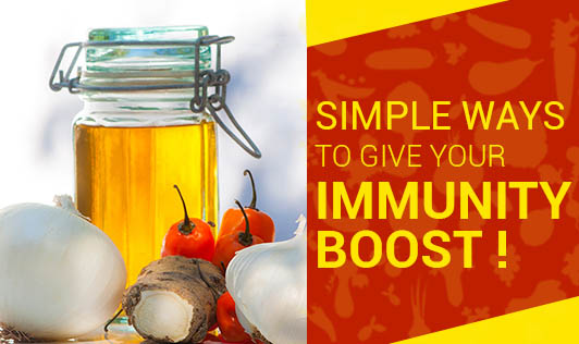 Simple Ways to Give Your Immunity a Boost!